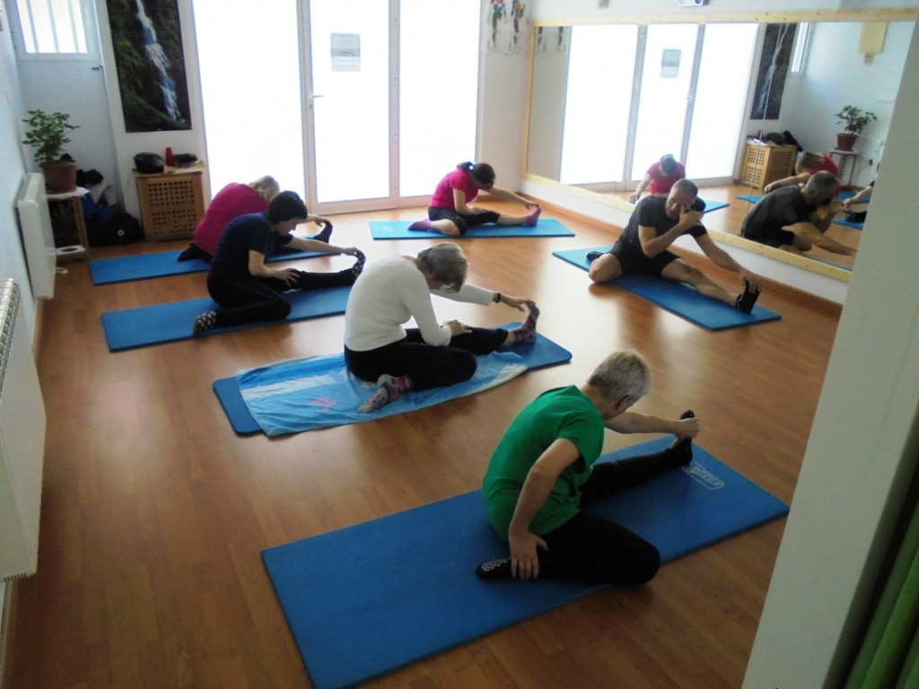 Pilates - WEB